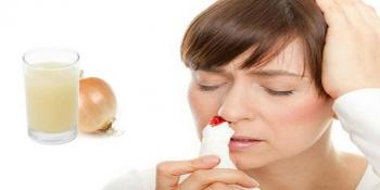 Ayurvedic Solutions for Nose Bleeding