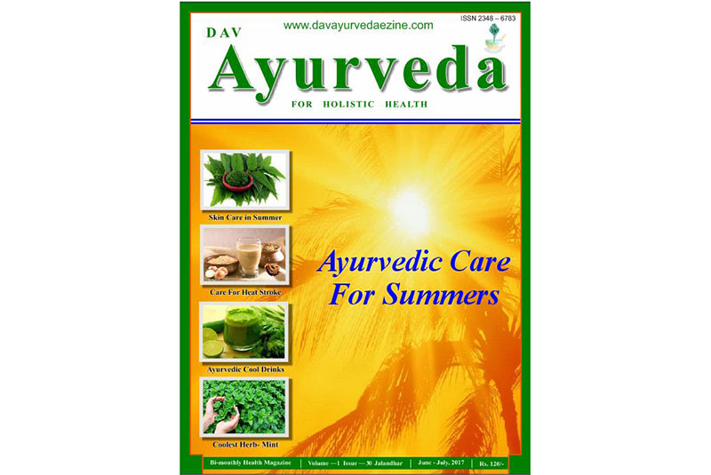 Ayurvedic Care for Summers