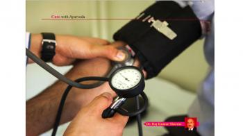 High blood pressure and its Ayurvedic Management